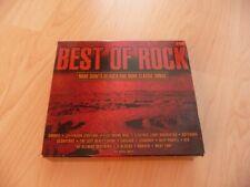 3 CD Box Best of Rock: Fleetwood Mac Rick Springfield Foreigner ELO Scorpions