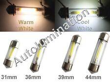 211 212 E211-2 6429 COB Glass Retro 42mm BMW Festoon Dome License Led Light Bulb