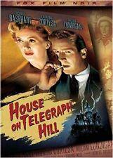 HOUSE ON TELEGRAPH HILL (1951) NEW DVD