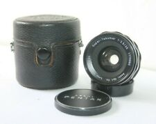 Super Takumar 35mm f3.5 Pentax M42 Mount Wide Angle Manual Prime Lens