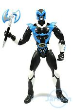 BanDai Rower Rangers Space Psycho Blue Ranger Legacy Collection Loose Complete