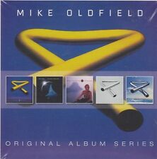 Mike Oldfield / Tubular Bells 2 & 3, 2003, Voyager, Songs of Distant (5 CDs,NEU)