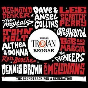 Various Artists-This Is Trojan Reggae (US IMPORT) CD NEW