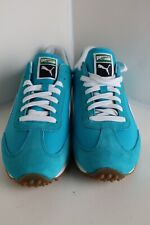 PUMA Whirlwind Classic bluebird- white Athletic Sneakers Shoes Mens us 10