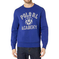 NEW Polo Ralph Lauren Men's Vintage Fleece Long Sleeve Sweatshirt M, L, XL, 2XL