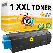 1x XXL TONER Yellow für OKI Data C3100 C3200 N C5100 N C5200 N C5300 DN C5300 N