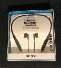 New** Sony Stereo Wireless Bluetooth Headset
