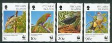 Pitcairn Island Birds Stamps