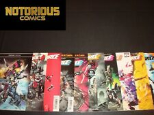 X-Force 1-10 Complete Comic Lot Run Set Marvel Brisson Collection
