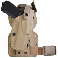 Safariland 6304 ALS/SLS Tactical Holster, Springfield Armory 1911, Right Hand
