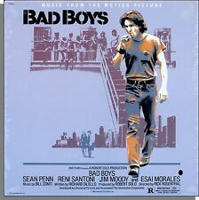 Bad Boys - New 1982 Original Soundtrack LP Record! Billy Squier, Melba Moore!