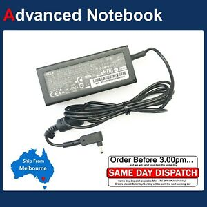 Genuine 45W ACER AC Adapter Charger Compatible ADP-45HE D B DA BA 3.0*1.0mm
