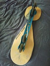HS Hotshoe Inline Skateboard Billet 6061 ONE OF A KIND!