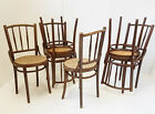 Suite 6 Chairs BAR Cafe BAR Vintage 1930 1940 1950 Thonet to Be Restored