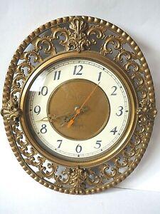 Wall clock Russian USSR interior clock vintage quartz
