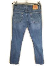 Levis 511 Size 30x32 (TAG 32x32) Slim Fit Stretch Blue Jeans