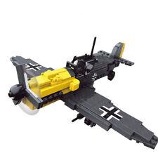 Technic BF109 Militär Flugzeug 42056 42083 Blöcke Bausteine BF-109 MOC 42066 ww2