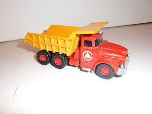Vintage Matchbox Lesney  Scammell Tipper Truck King Size  No. K-19