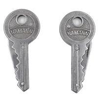 1Tragbare Schlüssel Folding Messer Blatt-Utility-Edelstahl-Outdoor Werkzeug set#