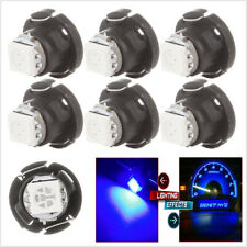 30 Pcs T4.7 Wedge 5050-SMD Colorful Light Bulbs for Car Dashboard Panel Gauge