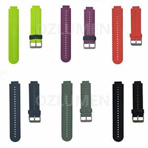 Replacement Watch Band Strap for GARMIN FORERUNNER  220 230 235 620 630 735XT
