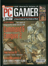 PC GAMER18 1998command & conquest2,extreme warfare,forsaken,starship titanic