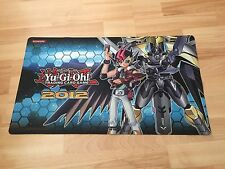 Official Yuma & Utopia YuGiOh Win-A-Mat Playmat