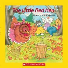 The Little Red Hen - Audio