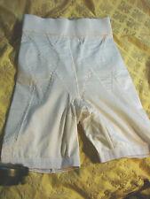 Vintage 70s Panty Girdle S Nylon Spandex High Waist 28-30