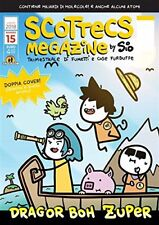 Scottecs Megazine N° 15 - Sio - Shockdom - ITALIANO NUOVO #NSF3
