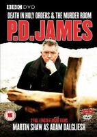 P.D James - Death IN Holy Orders / el Asesinato Room DVD Nuevo DVD (BBCDVD1881)