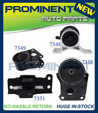 Motor & Trans Mount Set For 4PCS 04-09 Nissan Altima Maxima Quest 3.5L V6 Auto