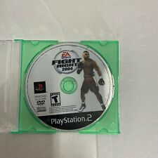 EA Sports Fight Night 2004 PS2 DISC ONLY Free Shipping Good Condition