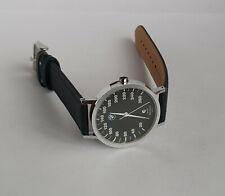 Genuine 1990's BMW 3 5 Series Speedometer 260 km/h Design Men's Watch w BOX