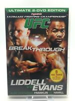 UFC - 88 - Liddell VS Evans | PAL | DVD