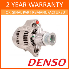 Land Rover DISCOVERY TD5 2.5 ALTERNATOR 1998-2007 120AMP & VAC PUMP - ORIGINAL