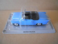 Legendary Cars SKODA FELICIA Die Cast 1:43 [MV24]