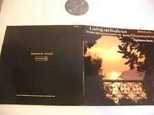 BEETHOVEN LP SONATE APPASSIONATA Op.57 / IL TESTAMENTO Op.111.PAUL BADURA-SKODA.