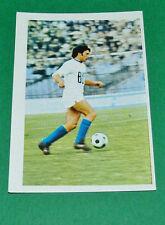 N°107 J-L HODOUL AGEDUCATIFS FOOTBALL 1971-1972 OLYMPIQUE MARSEILLE OM PANINI