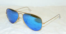 OCCHIALE DA SOLE RAYBAN AVIATOR LARGE METAL RB 3025 ORIGINALE NUOVO!!