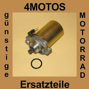 Motor de Arranque Aprilia Sr 50R LC Dit Factoría Año Fab.