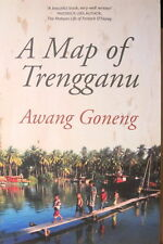 A Map of Trengganu - Awang Goneng
