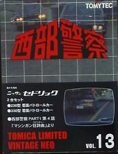 Tomytec Tomica Limited Vintage NEO Nissan Cedric (230 inch / 330-inch) two s...