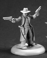 Hank Callahan, Gunslinger Miniature by Reaper Miniatures RPR 50251