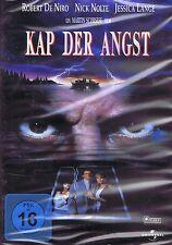 DVD NEU/OVP - Kap der Angst - Robert De Niro, Nick Nolte & Jessica Lange