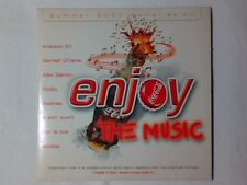 Cd Enjoy the music COCA-COLA GEMELLI DIVERSI ARTICOLO 31 ALEX BARONI RIDILLO
