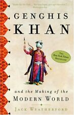 Genghis Khan: And the Making of the Modern World-Jack Weatherford