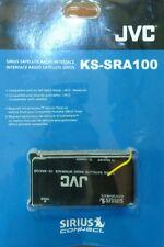 JVC KS-SRA100 Sirius Satellite Radio Interface
