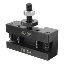 BXA no.250-202 cambio rapido tornitura alesatura Facing CNC tornio Utensile