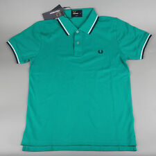BM 3600X Size XXL Hot Men's Tipped Pique Polo Casuals Slim Fit Green Color